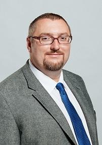 Radny miasta Jacek Trochimowicz