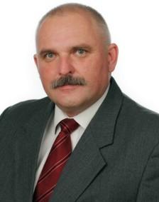 Radny miasta Janusz Szymanowski