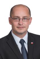 Radny miasta Łukasz Chmielewski